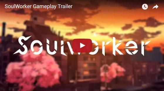 Upcoming Anime MMORPG, SoulWorker, Turns Emotions into Devastating Weapons