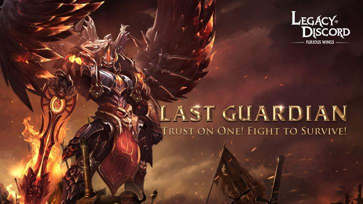 Legacy of Discord Battle Royale Mode Last Guardian Details Revealed