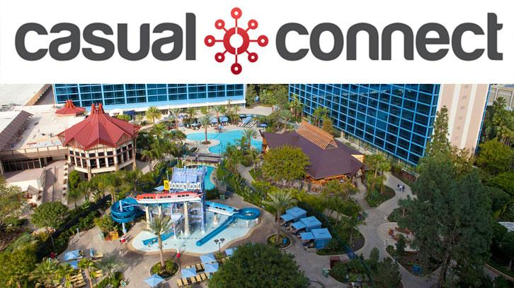 Meet Hundreds of Experts at A Magical Casual Connect USA