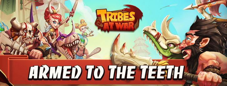 Tribes at War Enters Closed Beta on January 17