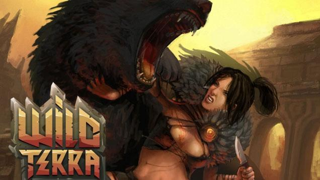 Wild Terra: Character Customization and Mounts