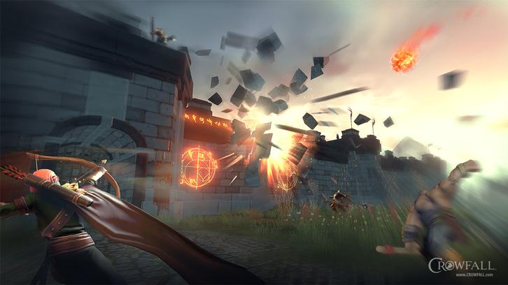 Travian Games to Publish Artcraft Entertainment's Crowfall