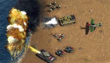 Battle Islands: Commanders: Game over