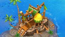 Oceana market in Moana Island Life