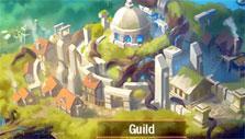 World map in LoA2 - Paradise Land