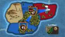 Legends of Callasia: Attacking a province