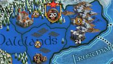 Legends of Callasia: Develop your empire