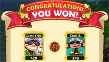 A win in Balified