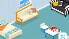 Decorating your home in LINE PLAY