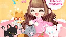LINE PLAY: Raise cute pets