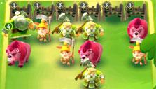 Gameplay in Legend of Solgard