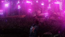 Neon power in inFamous Second Son