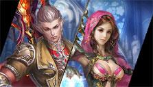 Dragon Ring: Character selection