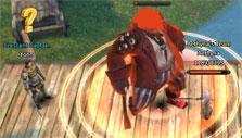 Gameplay in Dragon Ring