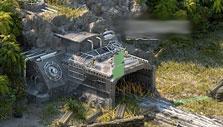 River Combat: Starting base