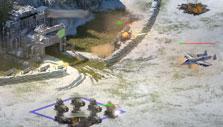 Base defense in River Combat