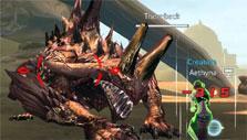 Era of Arcania: Dungeon boss fight