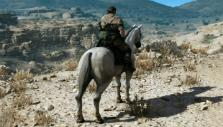 Riding the D-Horse in Metal Gear Solid V: The Phantom Pain