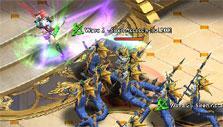 Sacred Saga Online: Skill dungeon