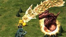 Game of Thrones: Conquest: Creature battle