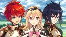 The main characters in The Alchemist Code