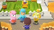 Animal Crossing: Pocket Camp: Visiting your new campsite