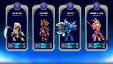 Legends in Brawlhalla