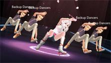 World of Touch: Breakdancing