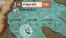Sailing in Nantucket