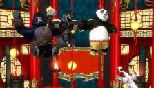 Aerial battle in Kung Fu Panda Showdown of Legendary Legends