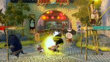 Po belly fat attack in Kung Fu Panda Showdown of Legendary Legends