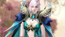 Cool costumes in Goddess: Primal Chaos