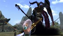 Boss fight in Onigiri