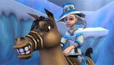 Horse in Wizard 101