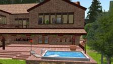 Luxury Home in Second Life
