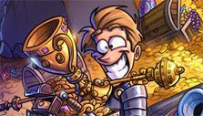 Shakes & Fidget Treasure Hunting