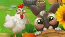 Happy Acres Cute Animals