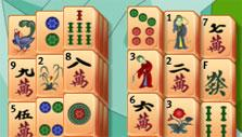 Pyramid Columns in Mahjong Trails