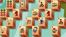 Zig Zag in Mahjong Trails