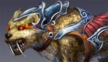 Sabretooth Mount in Wartune