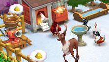 Winter in Farmville 2