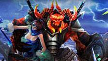 Demon in Nova Genesis