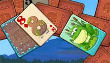 Frog Booster in Solitaire Safari