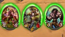 Ready to Attack in Hearthstone: Heroes of Warcraft