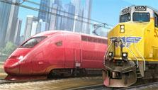 Train Station: The Game on Rails Yard
