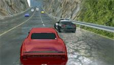 Highway Racer: Police pursuit