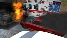 Highway Racer: Crashed