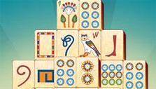 Mahjong Duels: Pyramid formation