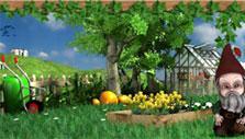 Molehill Empire: Garden gnome