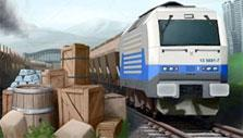 Rail Nation: Transporting goods